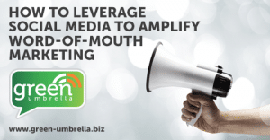 How to Leverage Social Media to Amplify Word-of-Mouth Marketing