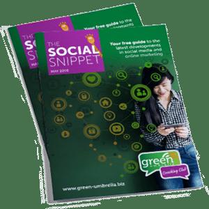 May 2018 Social Snippet