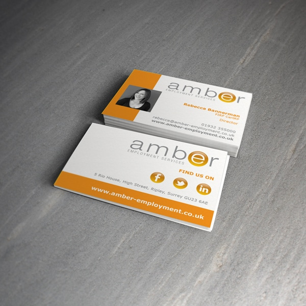 Business Card printing in Daventry
