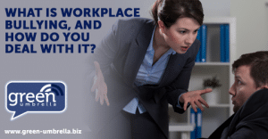 What is workplace bullying, and how do you deal with it?