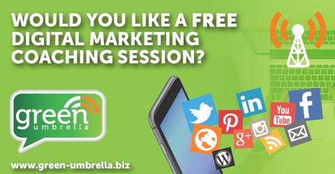 Would you Like a Free Digital Marketing Coaching Session?