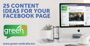 Content Ideas for your Facebook Page