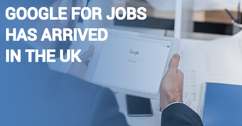 Google For Jobs has arrived in the UK
