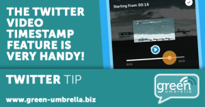 Twitter Tip: Twitter Video Timestamp Feature is Very Handy!