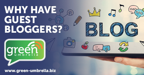Five Reasons Why You Should Consider A Guest Blogging Strategy