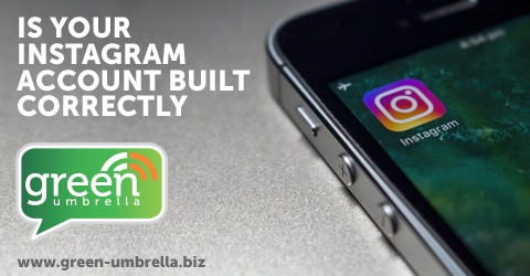 Is Your Instagram Account Built Correctly?