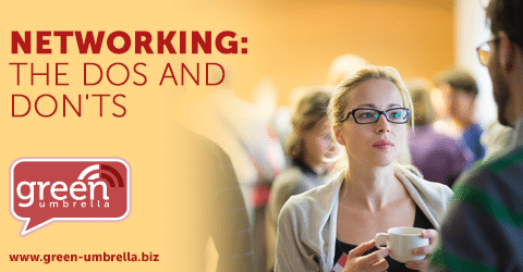 The Dos & Don'ts Of Networking