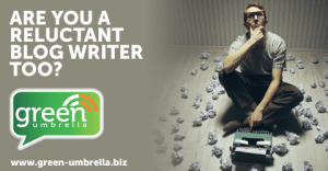 Are You a Reluctant Blog Writer Too?