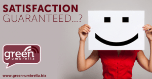 Satisfaction Guaranteed…?