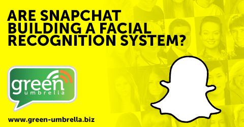 Are SnapChat Building a Facial Recognition System?