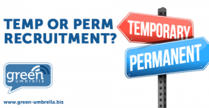 Temp and Perm Recruitment - Getting the Balance Right