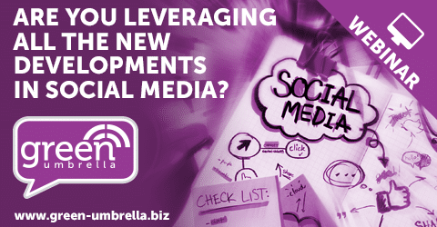 Are You Leveraging All the New Developments in Social Media? [Webinar]