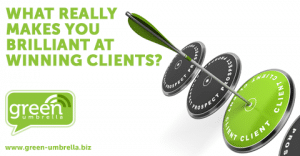 What Really Makes You Brilliant at Winning Clients? - 5 Natural Selling Secrets