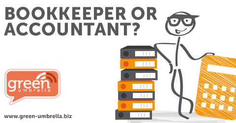 Bookkeeper, Accountant – Either or both?