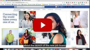 facebook job board in the UK