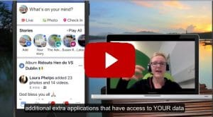 How to revoke access to your Facebook apps on iPhone app