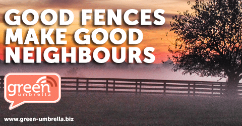 Good Fences Make Good Neighbours - The Difficulty And Importance Of Boundaries