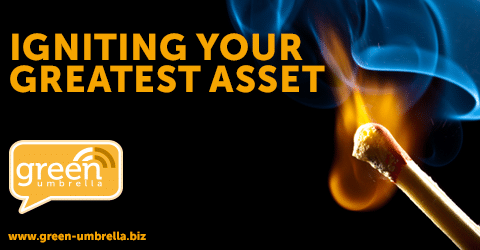 Igniting Your Greatest Asset - You!