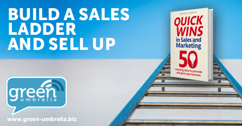 Build A Sales Ladder And Sell Up