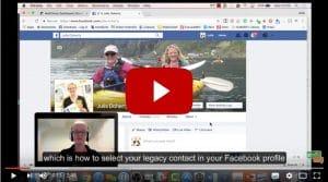 Facebook legacy video