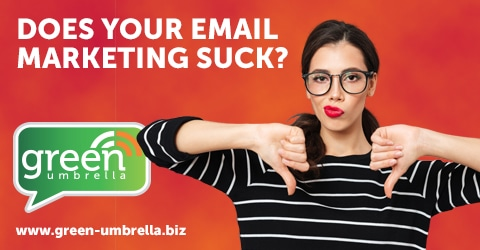 Does your email marketing suck?