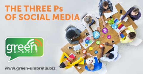The Three Ps of Social Media | Getting Back to Basics
