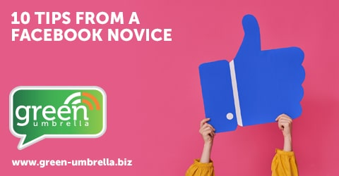 10 Tips from a Facebook Novice