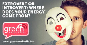 Extrovert or Introvert: Where Does Your Energy Come From?