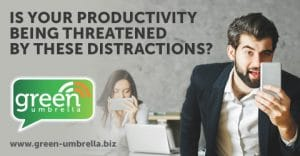 Is Your Productivity Being Threatened By These Distractions?
