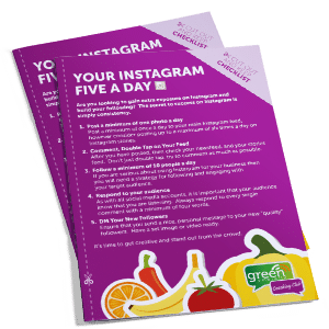 Instagram 5 A Day