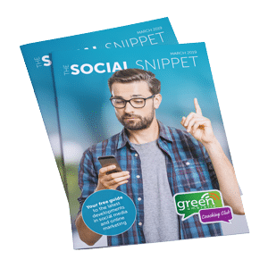 Social Snippet March 2019