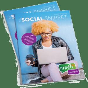 Social Snippet November 2018