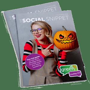 Social Snippet October 2018