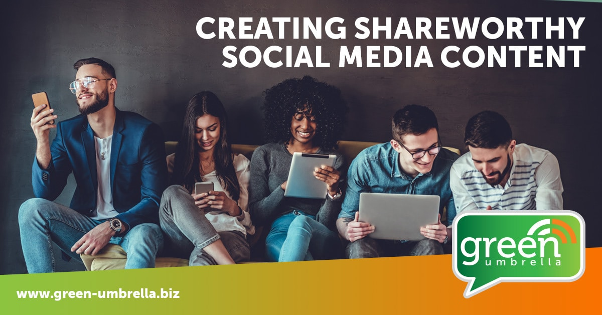 Creating Shareworthy Social Media Content