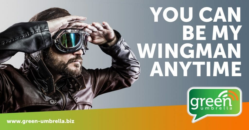 Suppliers - You can be my Wingman
