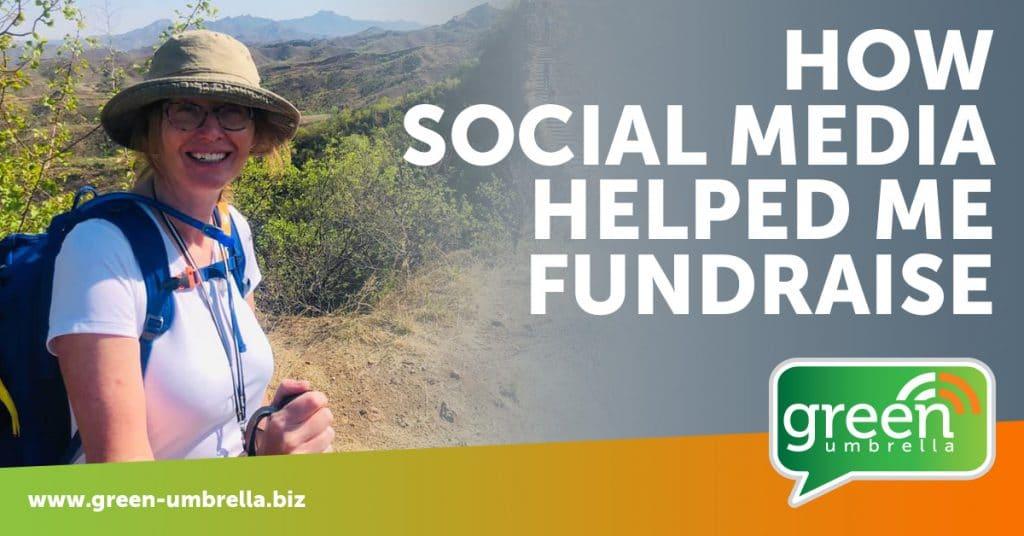 #Chinatrek lynn rose social media fundraise