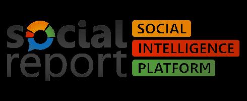 Social Media Management tools Social Report logo