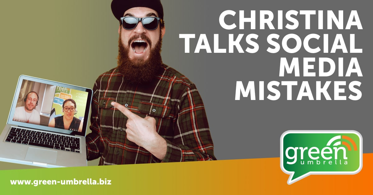 Christina talks social media mistakes