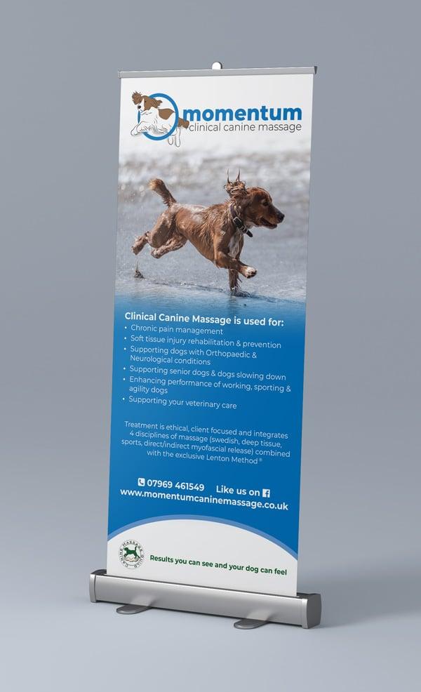 Momentum Canine Massage