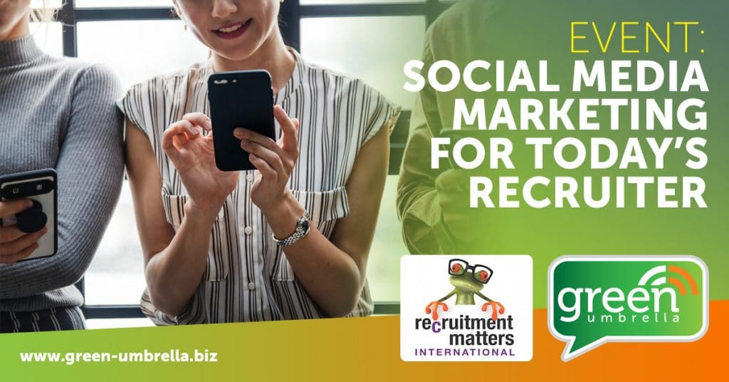 Event: Social Media Marketing For Today's Recruiter