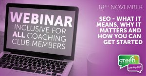 SEO - What it means, why it matters and how you can get started