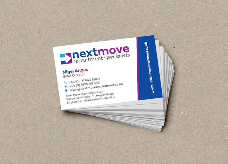 Nextmove Business Card