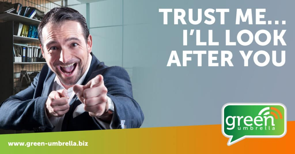 How to build trust online