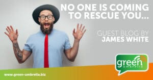 No one is coming to rescue you - help and support