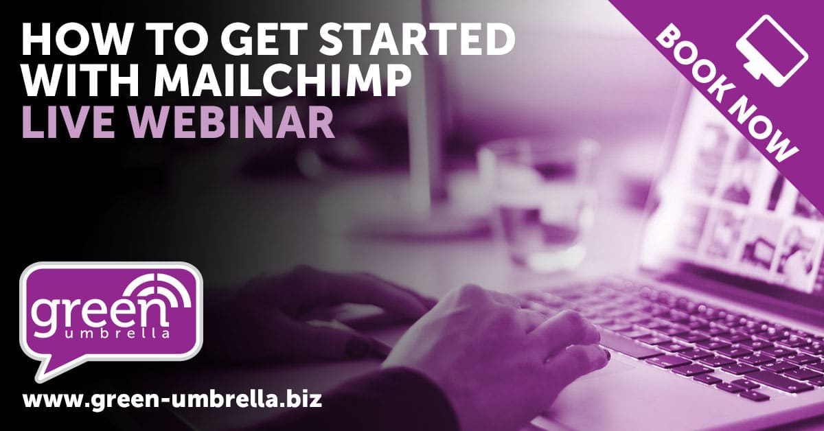 How to get started with Mailchimp