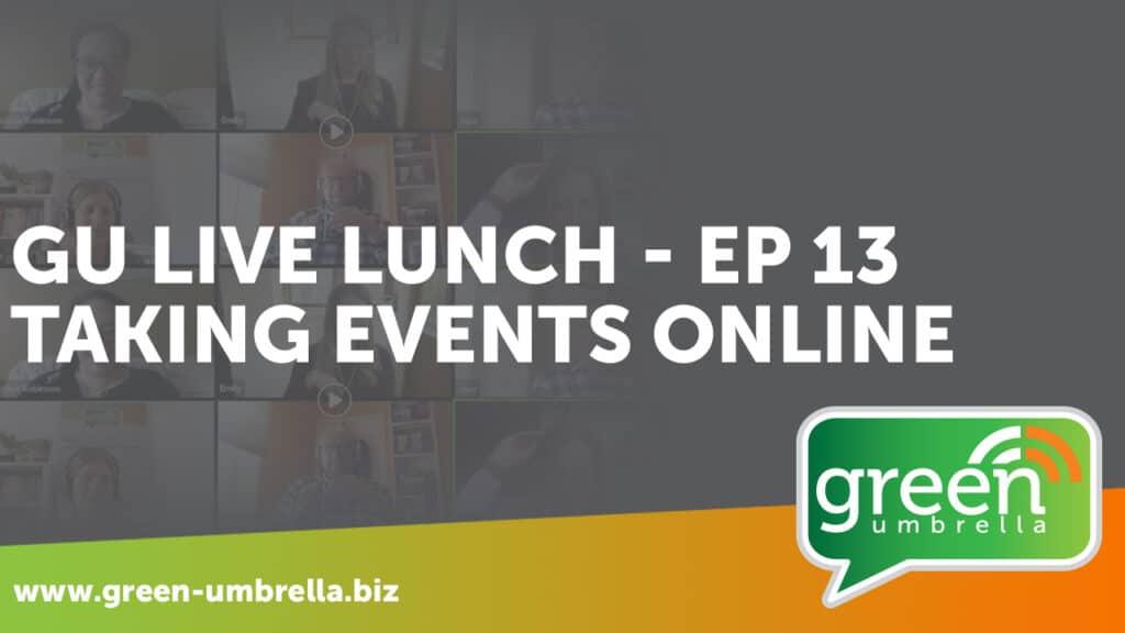 GU Live Lunch