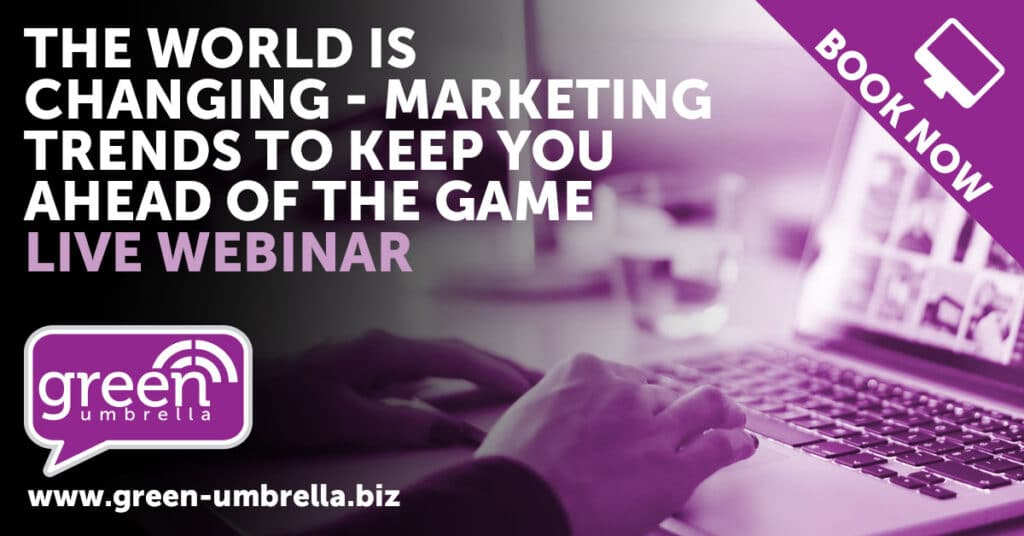 marketing trends and updates to keep you ahead of the game