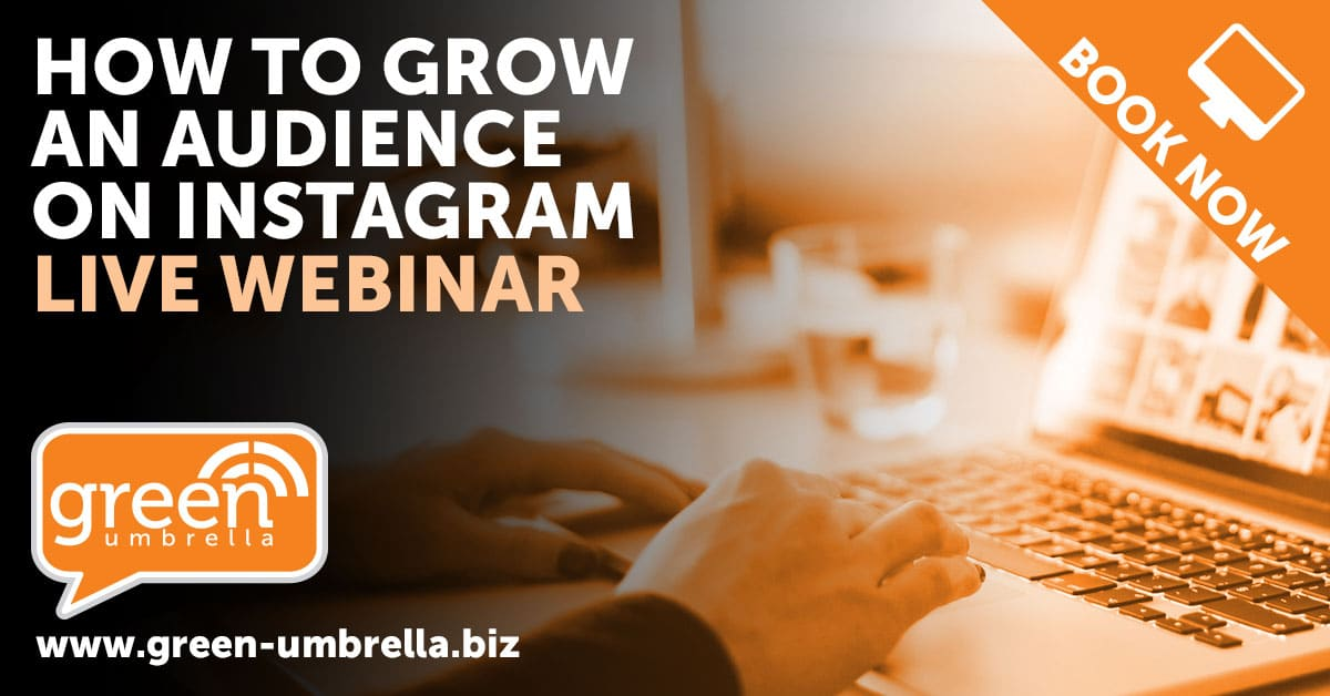 Grow an audience on Instagram