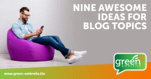 Nine Awesome Ideas For Blog Topics