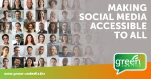 Making social media accessible to all